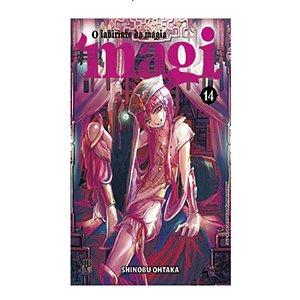 Magi - O Labirinto da Magia #14