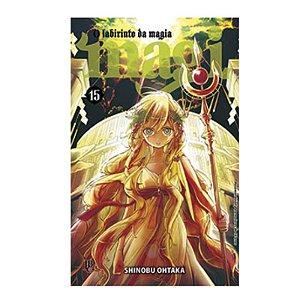 Magi - O Labirinto da Magia #15