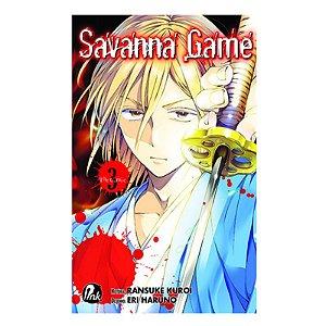 Savanna Game #03 - 1ª temporada