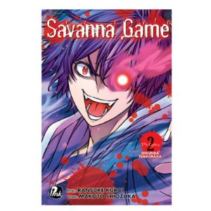 Savanna Game #02 - 2ª temporada