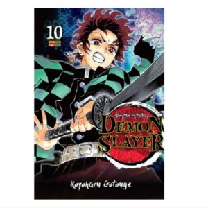 Demon Slayer: Kimetsu No Yaiba - 10