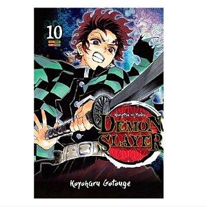 Demon Slayer: Kimetsu No Yaiba - 10