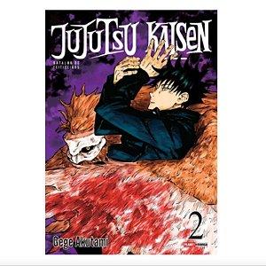 Jujutsu Kaisen - Batalha de Feiticeiros - 02
