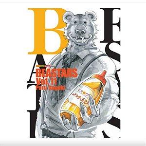 Mangá Beastars - Volume 11