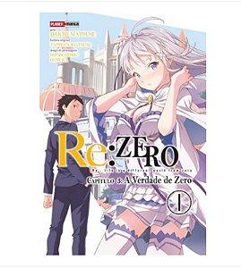 Re: Zero Capitulo 3 - 01