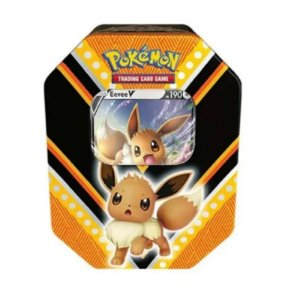 Pokémon Lata Poderes V - Eevee V