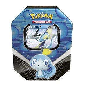 Pokémon Lata Parceiros de Galar - Inteleon V