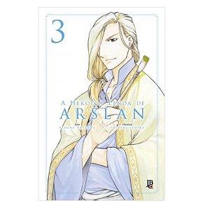 A Heroica Lenda de Arslan #03