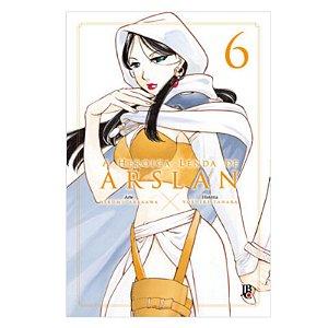 A Heroica Lenda de Arslan #06
