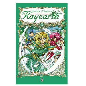 Guerreiras Mágicas de Rayearth #03