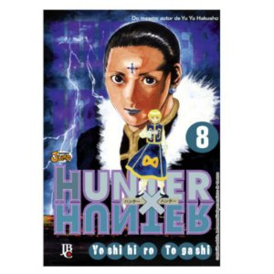 Hunter X Hunter #08