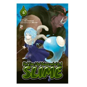 That Time I Got Reincarnated as a Slime #05