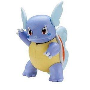 Pokémon - Mini Figura Articulada - Wartortle