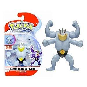 Pokémon - Figura Articulada - Machamp