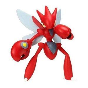 Pokémon - Figura Articulada - Scizor