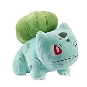 """Pokémon Bulbasaur 8"""" - Pelúcia colecionável"""