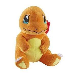 """Pokémon Charmander 8"""" - Pelúcia colecionável"""
