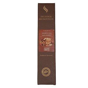 Incenso Natural Company Sementes Gourmet