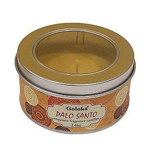 Vela Aromatizante Palo Santo