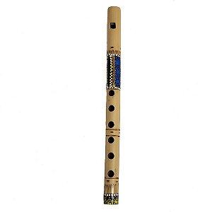 Flauta Doce Bambu