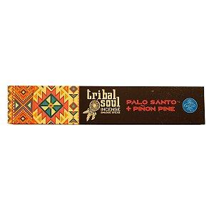 Incenso Tribal Soul Palo Santo + Piñon Pine