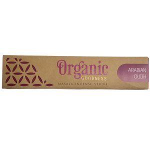 Incenso Organic Goodness Arabian Oudh