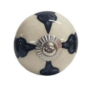 Puxador Cerâmica Indiano Modelo 31
