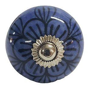 Puxador Cerâmica Indiano Modelo 23