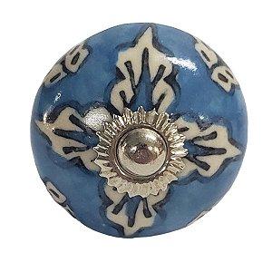 Puxador Cerâmica Indiano Modelo 13