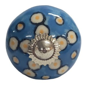 Puxador Cerâmica Indiano Modelo 58
