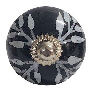 Puxador Cerâmica Indiano Modelo 67