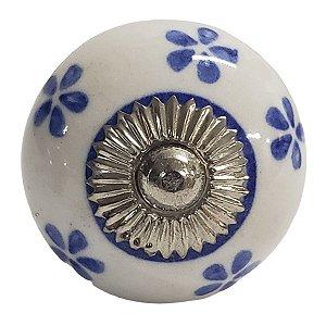 Puxador Cerâmica Indiano Modelo 71