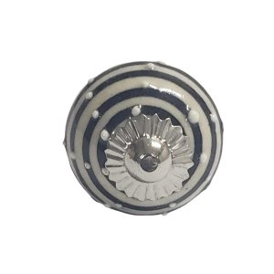 Puxador Cerâmica Indiano Pequeno (Modelo 19)