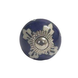 Puxador Cerâmica Indiano Pequeno (Modelo 24)