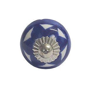 Puxador Cerâmica Indiano Pequeno (Modelo 30)