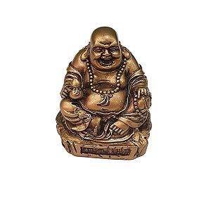 Buda Hotei de Resina Fortuna (Modelo 3)