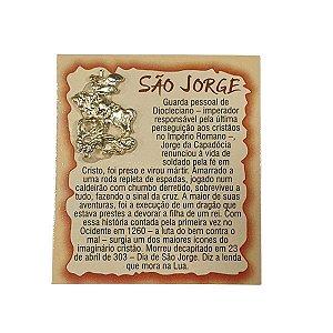 Talismã São Jorge