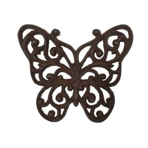 Borboleta Decorativa de Ferro 20cm