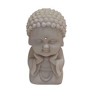 Estátua Budinha de Pó de Mármore (Modelo 1)