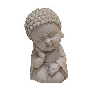 Estátua Budinha de Pó de Mármore (Modelo 2)