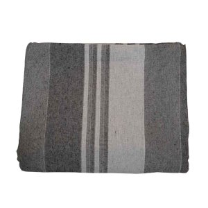 Colcha Indiana Kerala 100% Algodão Cinzas 2,30mx2,10m