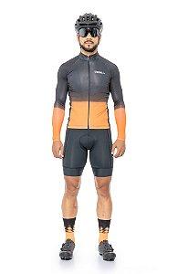Camisa de Ciclismo Masculina Manga curta / Longa Slim