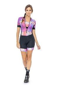 Macaquinho Feminino para Ciclismo Strong life Helena S229-95
