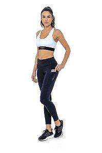 Legging de Corrida Runner com 3 bolsos Physical fitness