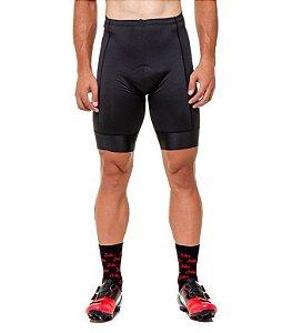 Bermuda Bike Ride de Ciclismo Masculina Forro D-80 S206