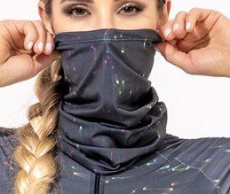 Bandana para Ciclismo Unisex Proteção UV Estampas Diversas S138