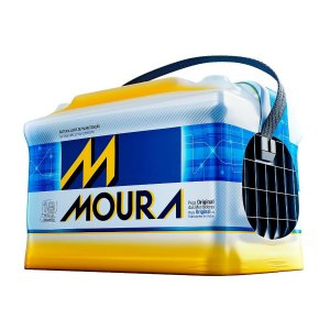 Bateria Moura M60GX 60 Ah