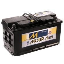 Bateria Moura M100QD 100 Ah