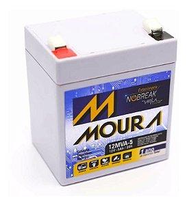 Bateria Moura VRLA 12MVA-5