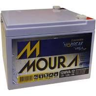 Bateria Moura VRLA 12MVA-12